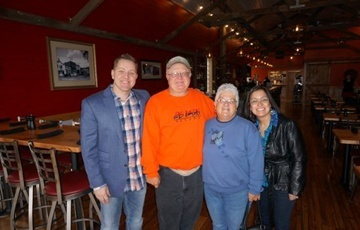 THE FIRE BARN Restaurant - Family