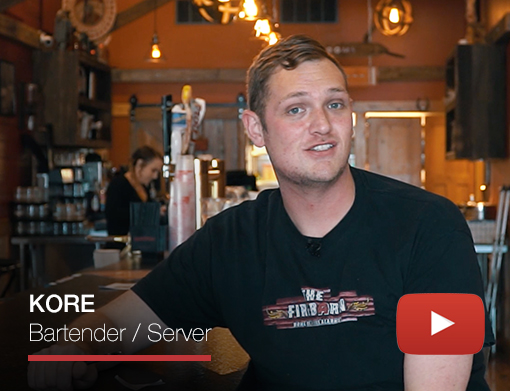 KORE Bartender / Server video